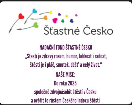 Nadační fond Šťastné Česko