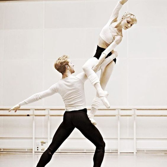 tanec a vztah, partnertví
