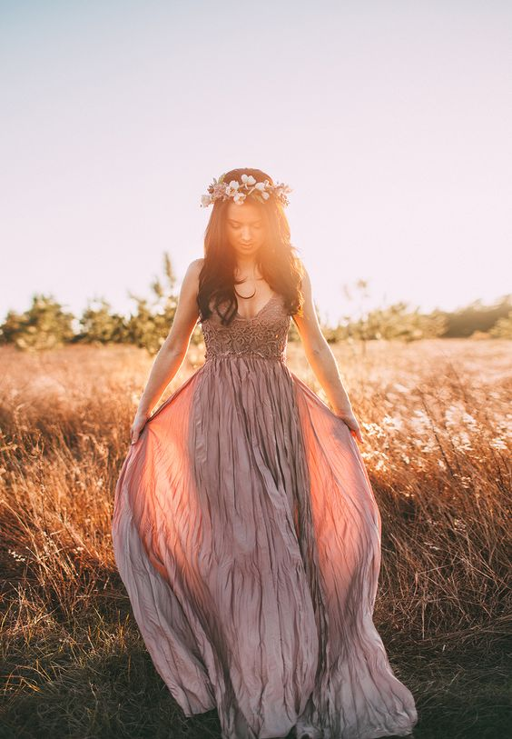 dívka, Bohyně jara, Zora, Jitřenka