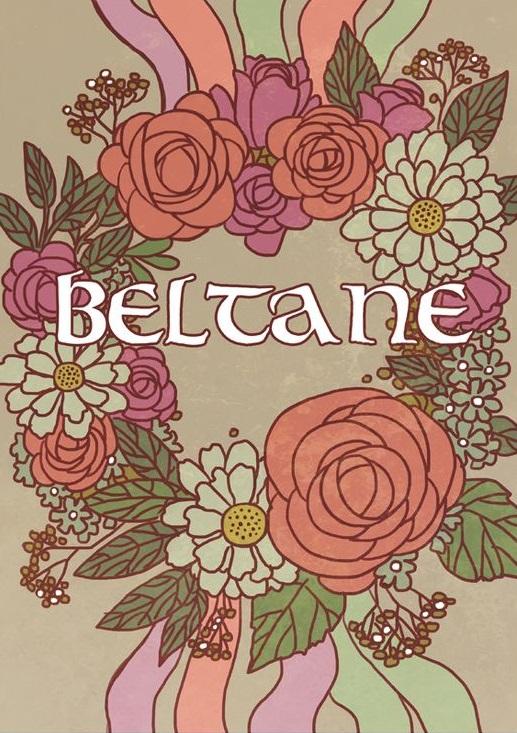 Beltane, svátek ohňů, plný rituálů